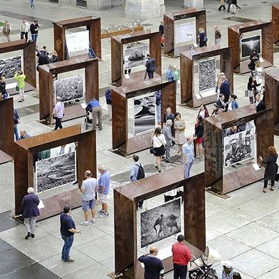 Exposició Gènesis des de 2015